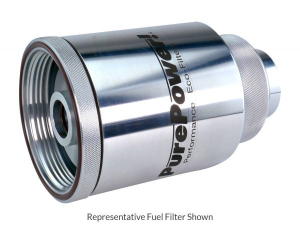 Representative Fuel Filter - Side Image