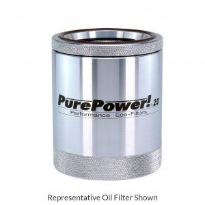 Motorcycle Oil Filter - Main