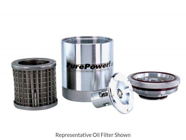 Representative Oil Filter - All Parts