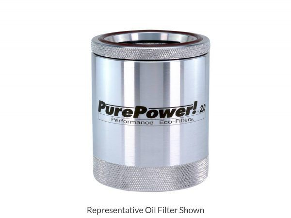 Representative Oil Filter - Main