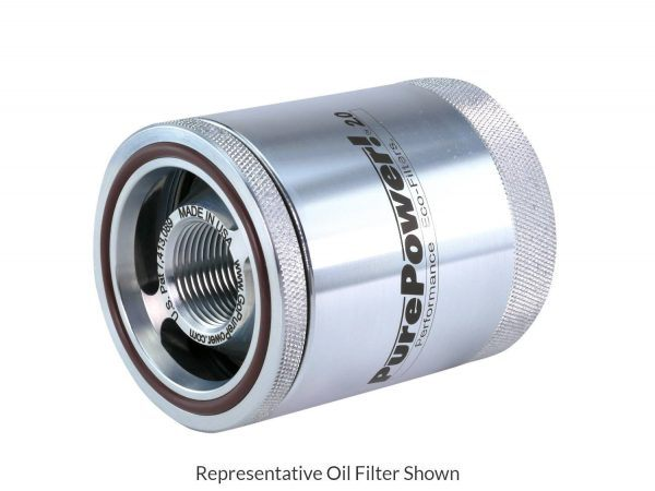 Representative Oil Filter - Side