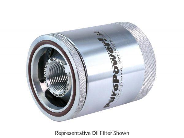 Representative Oil Filter - Side
