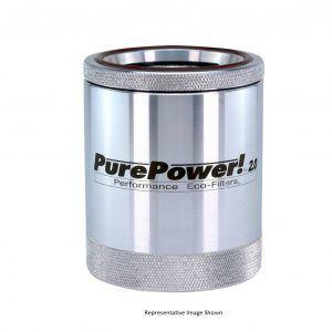 Representative Oil Filter Shown