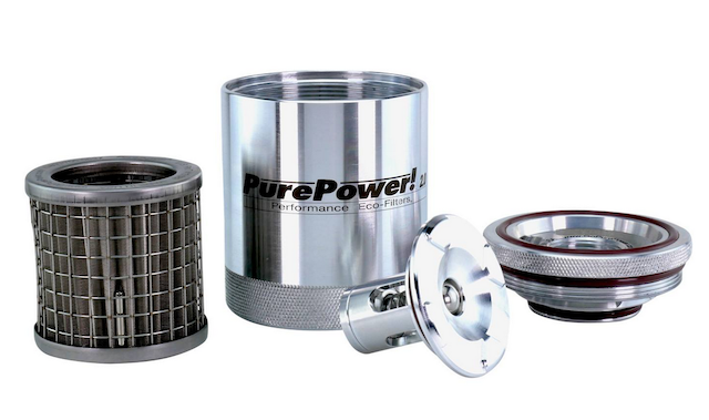 Pure power filters