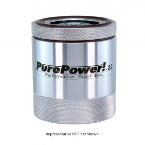 Representative Oil Filter Shown