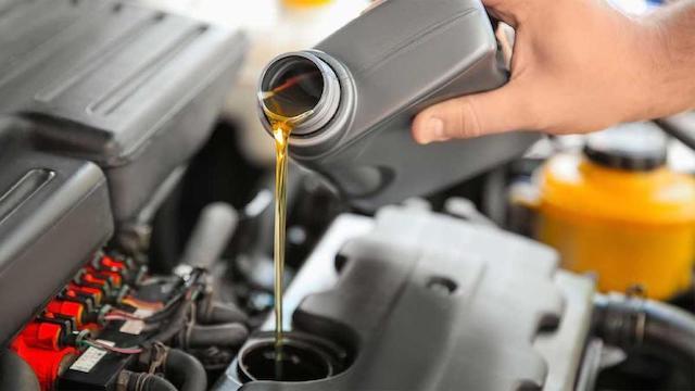 Clean oil