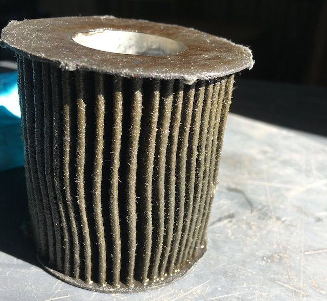 Filter material