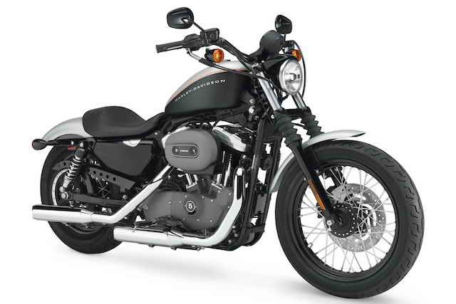 2007 Harley-Davidson XL1200 Sportster Nightster