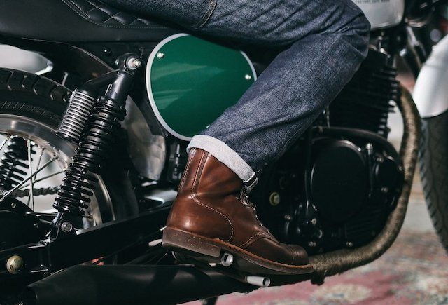 Motorcycle lifetime filter